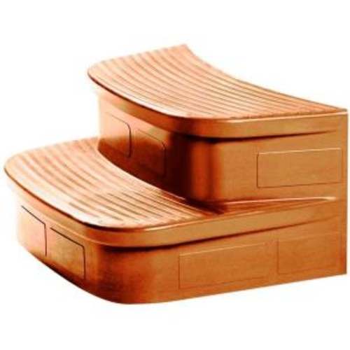 Lifesmart Curved Matching Spa Step for Key Largo Spa