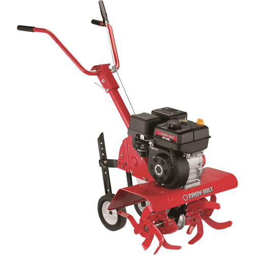 Troy-Bilt Front Tine Tiller  24in. Working Width, 208cc Powermore OHV Engine,