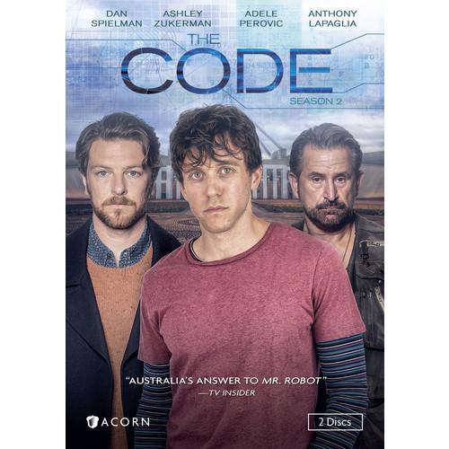 The Code: Season 2 [DVD]