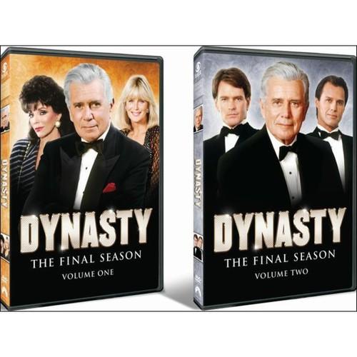 Dynasty: The Final Season, Vols. 1 & 2 [6 Discs] [DVD]