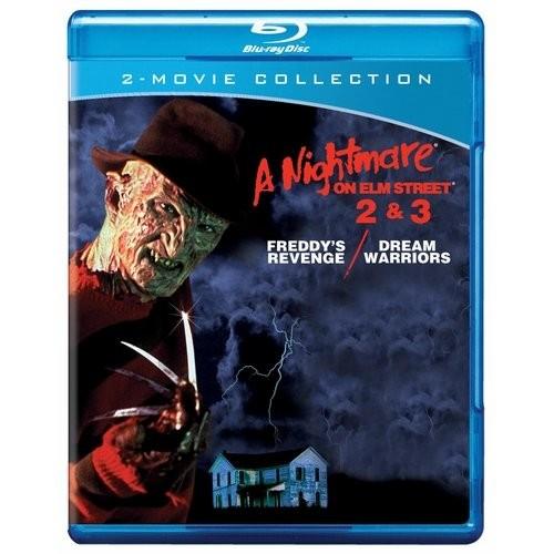 A Nightmare on Elm Street 2: Freddy's Revenge / A Nightmare on Elm Street 3: Dream Warriors
