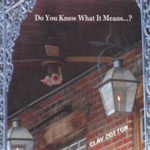 Do You Know What It Means...? [CD]