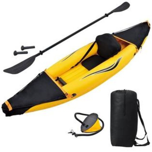 Blue Wave Nomad 1-Person Inflatable Kayak