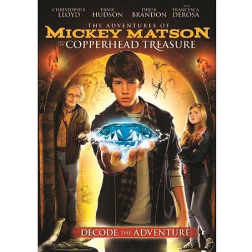 The Adventures of Mickey Matson and the Copperhead Treasure (DVD)