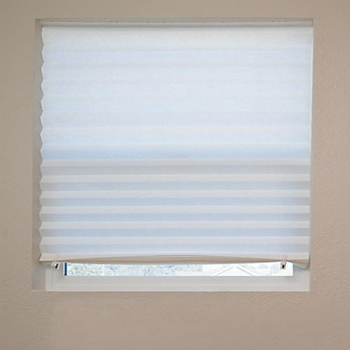 Redi Shade 36-Inch x 72-Inch Light Filtering Cordless Paper Window Shade in White
