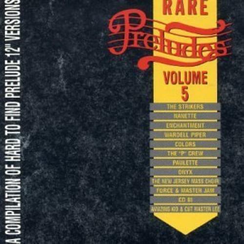 Rare Preludes, Vol. 5