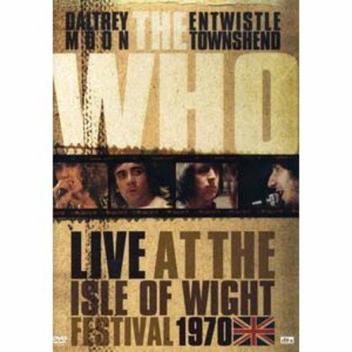 The Who: Live at the Isle of Wight Festival 1970 DTS/DD2/DD5.1