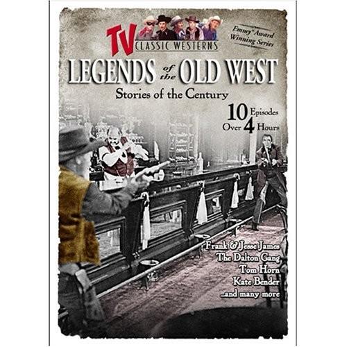 Legends of the Old West V.4