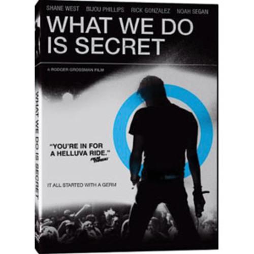What We Do Is Secret [Includes Digital Copy] WSE DD5.1/DD2