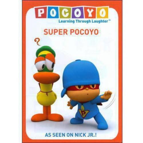 Pocoyo: Super Pocoyo [DVD]