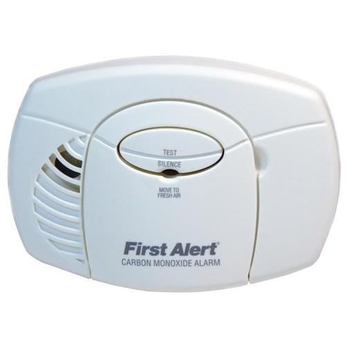 First Alert CO400 Battery Carbon Monoxide Alarm, White