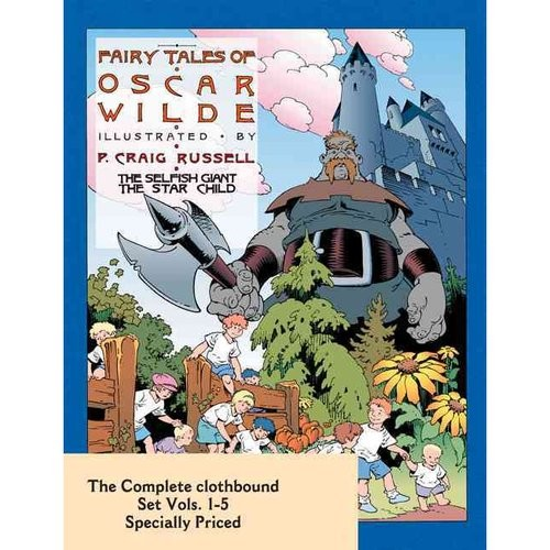 Fairy Tales of Oscar Wilde: The Complete Hardcover Set 15