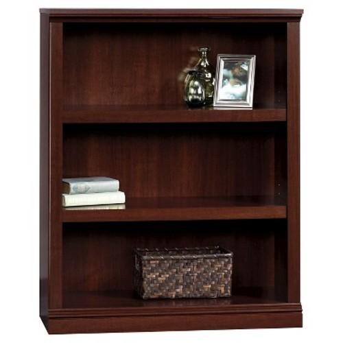 3 Shelf Bookcase - Select Cherry - Sauder