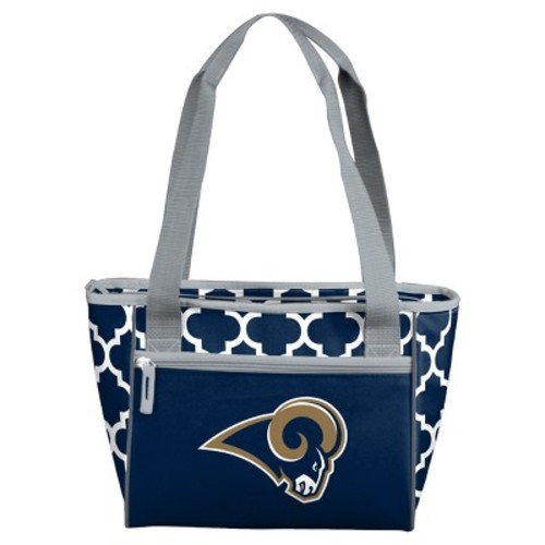 Logo Chair NFL Los Angeles Rams 16-Can Cooler Tote