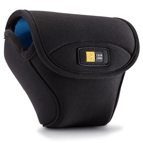 Case Logic CHC-101 HOLSTER Compact System Camera Day Holster, Black CHC101 BLACK