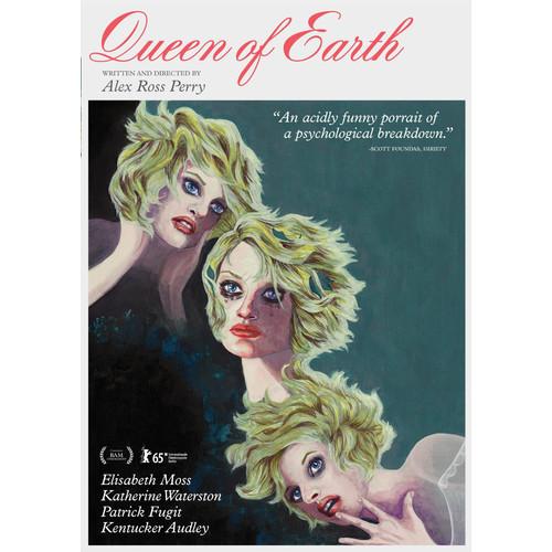 Queen Of Earth (DVD)
