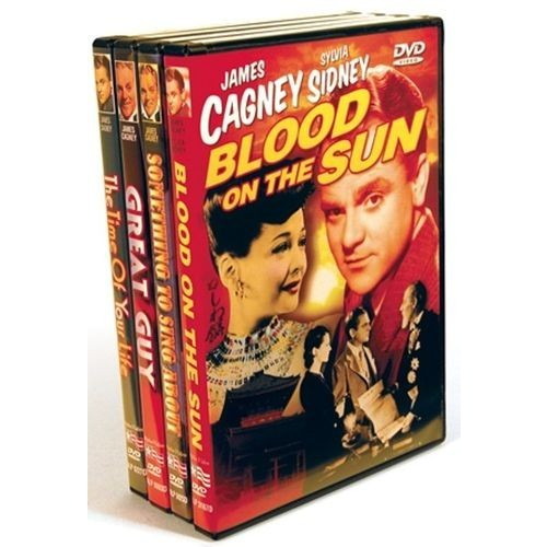 Cagney Bundle Pack: Blood on Sun / Something to Sing About / Great Guy / Time of Your Life