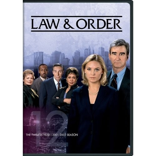 Law and Order-12th Year