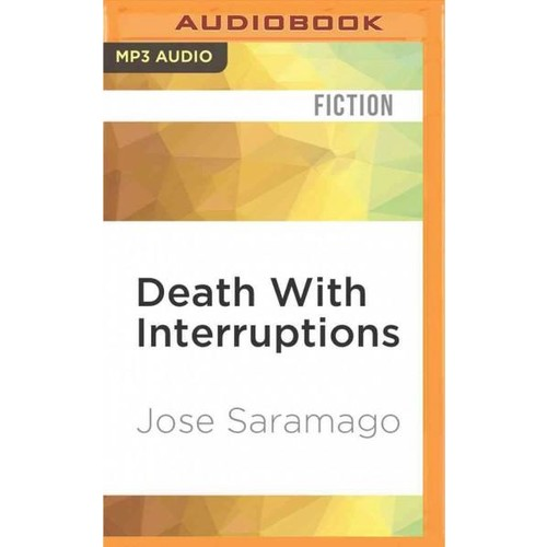 Death With Interruptions (CD-Audio)