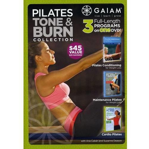 Pilates Tone & Burn Collection [DVD]