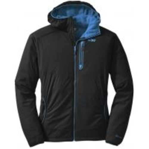 Outdoor Research Ascendant Hoody - Men's, Jacket Style: Midweight Synthetic, Insulation: Polartec Alpha w/ Free Shipping [Mens Clothing Size : Large]