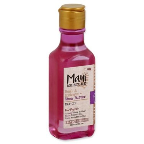 Maui Moisture Heal & Hydrate + Shea Butter 4.2 fl. oz. Raw Oil for Dry Damaged Hair