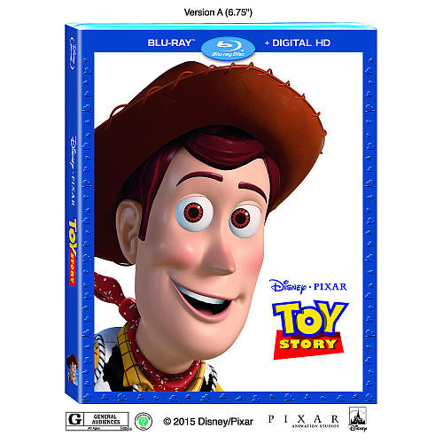 Toy Story Blu-Ray Combo Pack (Blu-Ray/Digital HD)