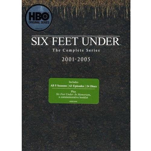 Six Feet Under: Complete Series (2 Disc) (DVD)