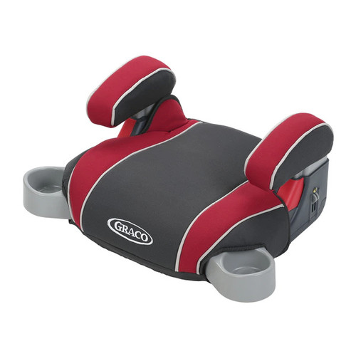 Graco Backless Turbo Booster Car Seat in Chili Red