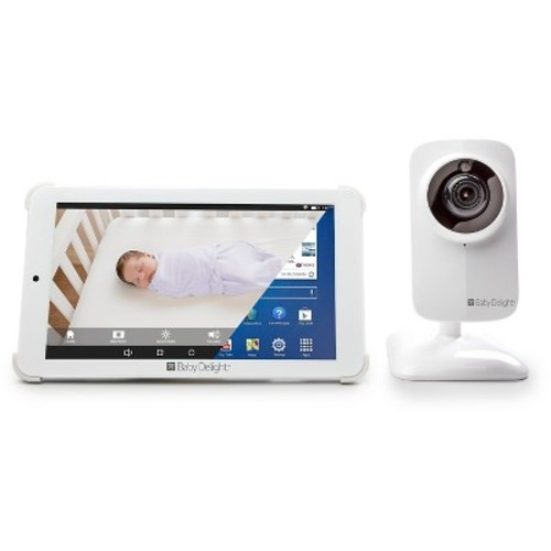 Baby Delight Snuggle Nest 7 inch HD Tablet and WiFi Video Monitor - BD04060