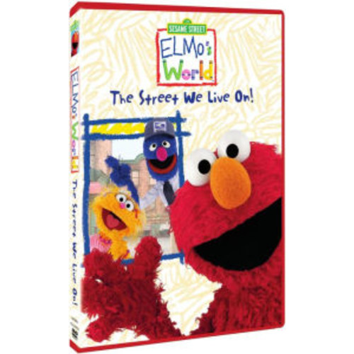 Sesame Street: Elmo's World - The Street We Live On