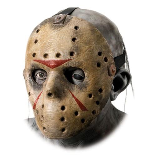 Adult Jason Hockey Mask Costume Accessory