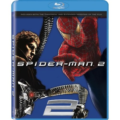 Spiderman 2 (Blu-ray + UltraViolet Digital Copy)