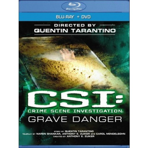 CSI: Crime Scene Investigation: Grave Danger (Blu-ray/DVD)