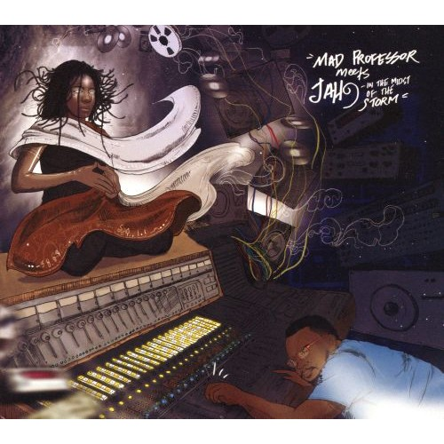 Mad Professor Meets Jah9... In the Midst of the Storm [CD]