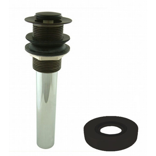 Oil-rubbed Bronze Brass Drain/ Mounting Ring
