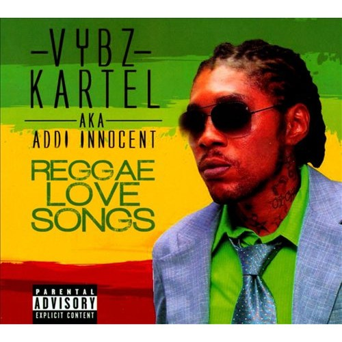 Reggae Love Songs [CD]
