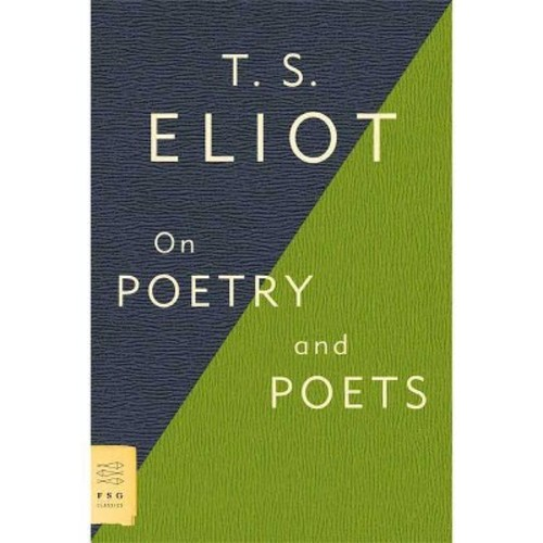 On Poetry and Poets (FSG Classics)