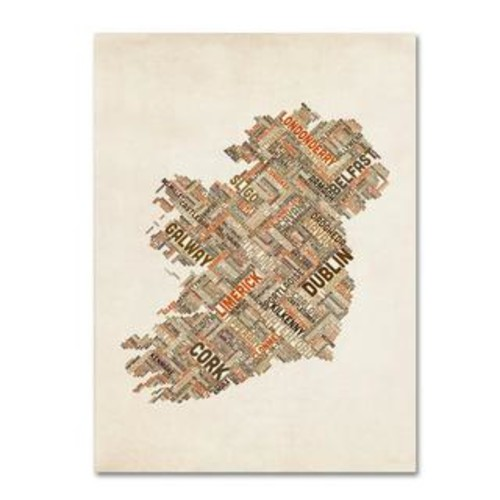 e For The Sky 'Ireland-Opoly' Board Game