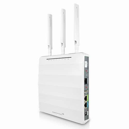 Amped Wireless ProSeries AC1750 High Power Wi-Fi Access Point/Router - 2.4GHz-5GHz, 450Mbps-1300Mbps, IEEE 802.11a/b/g/n/ac, 2 Ports - APR175P