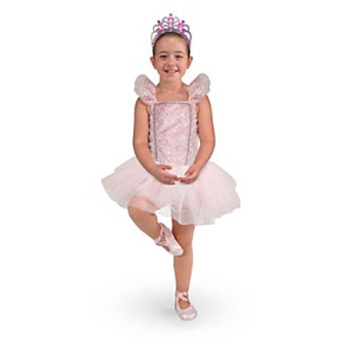 Melissa & Doug Ballerina Role Play Set