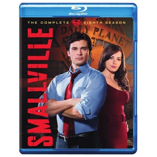 Smallville: The Complete Eighth Season (Blu-ray)