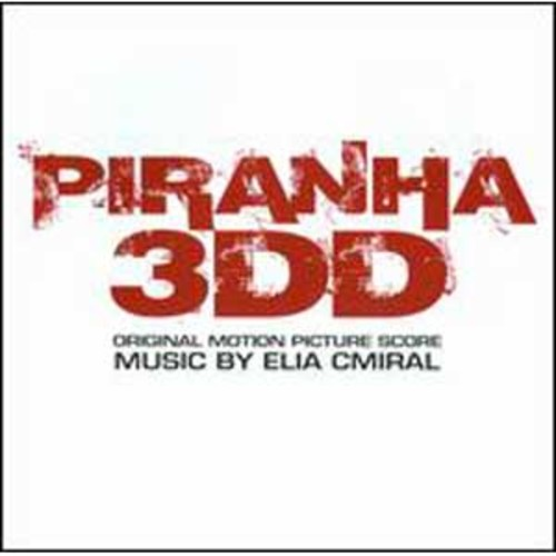 Piranha [Score] By Original Motion Picture Score (Audio CD)