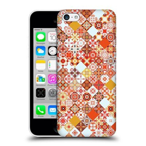 Official Giulio Rossi Patchwork Citrus Fruits Hard Back Case For Apple Iphone 5C