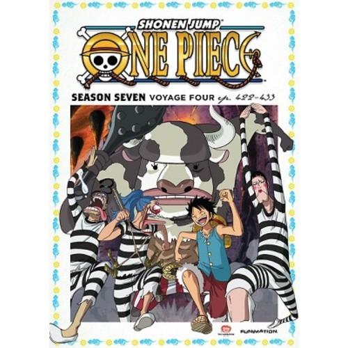 One Piece: Season Seven: Voyage Four (DVD)