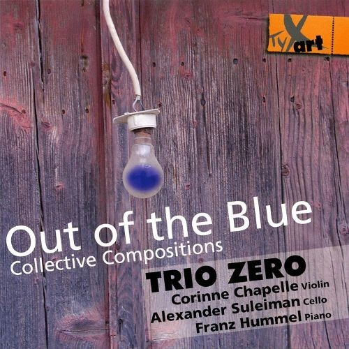 Out Of The Blue CD (2013)
