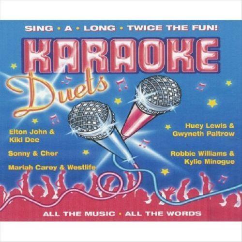 Karaoke: Duets [Avid] [CD]