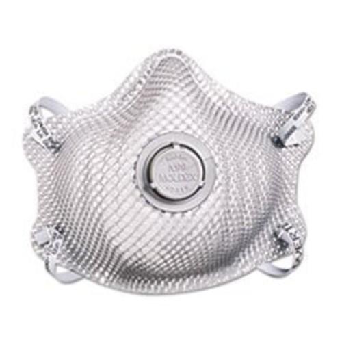 N99 Premium Particulate Respirator, Half-Face Mask, Medium/large, 10/box By: Moldex