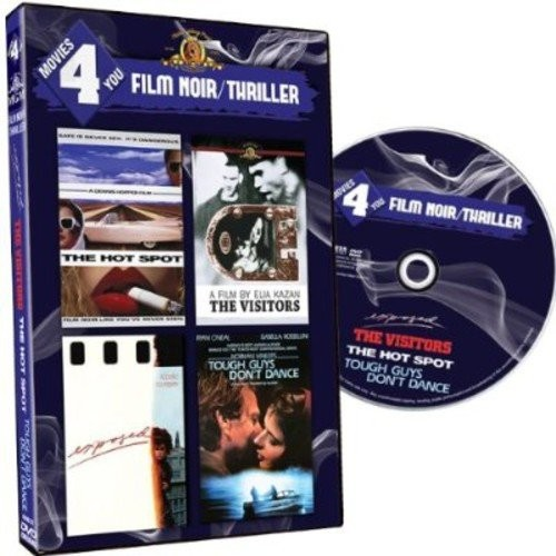 Movies 4 You Film Noir/Thriller Collection [DVD]