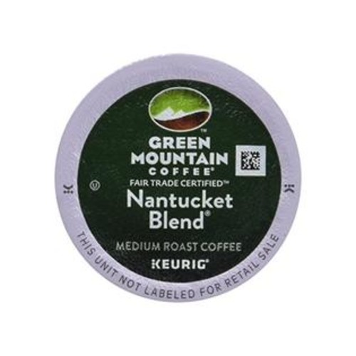 M.Block & Sons 00663 18 Count Nantucket K Cup, White